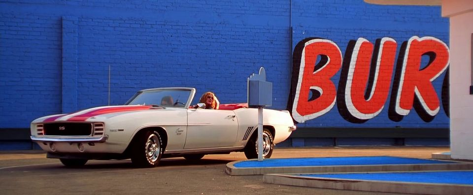 "All the Cars in ""Charlie's Angels"" (2000)"