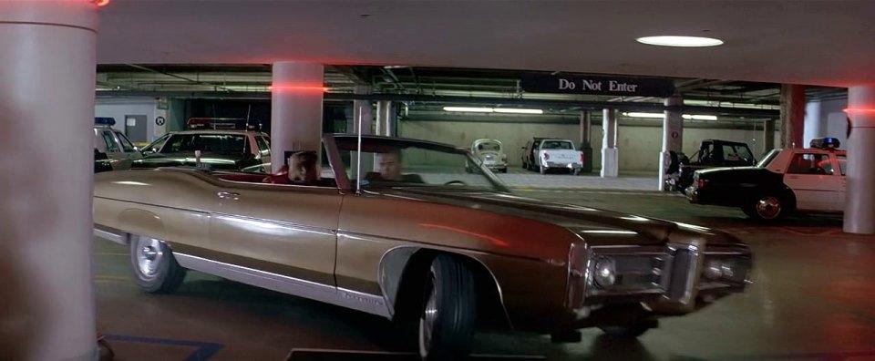 1969 Pontiac Bonneville Convertible 26267
