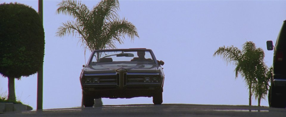 1969 Pontiac Bonneville Convertible 26267, Last Action Hero