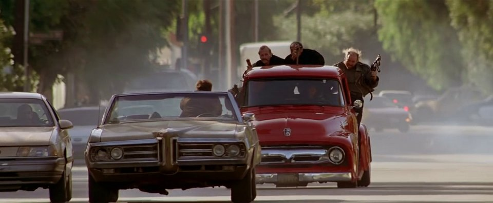 1969 Pontiac Bonneville Convertible 26267, Last Action Hero 1993