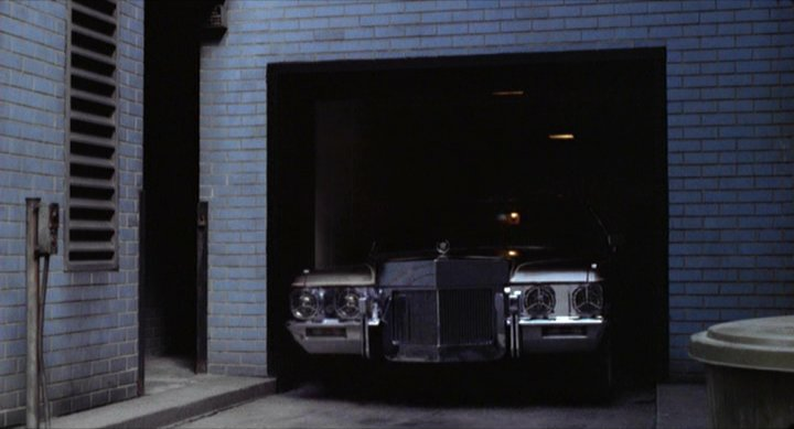 1971 Cadillac Fleetwood 60 Special Brougham Dunham Coach