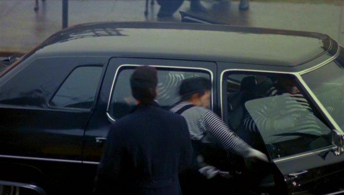 1971 Cadillac Fleetwood 75 9 Passenger Sedan