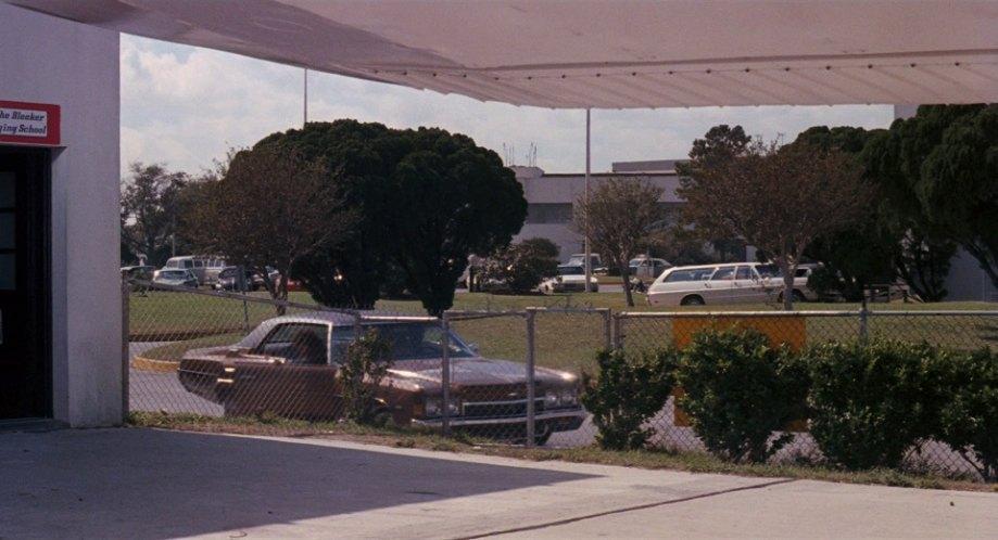 1972 Chevrolet Impala Sport