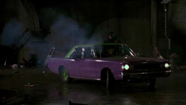 1972 Dodge 3700 GT, Batman 1989