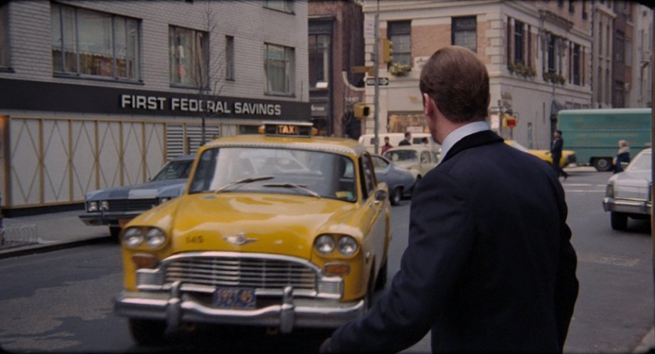 1973 Checker Taxicab A11