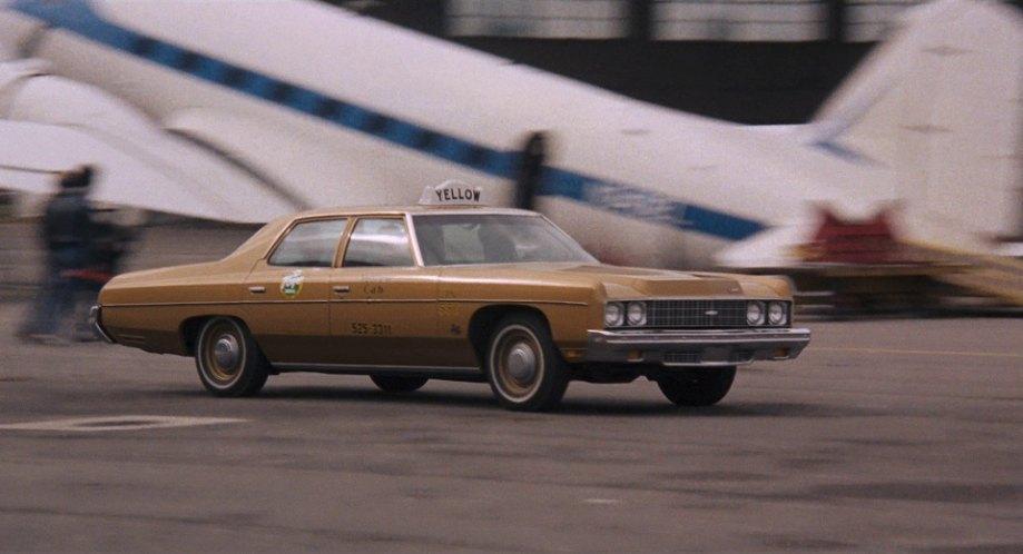 1973 Chevrolet Bel Air