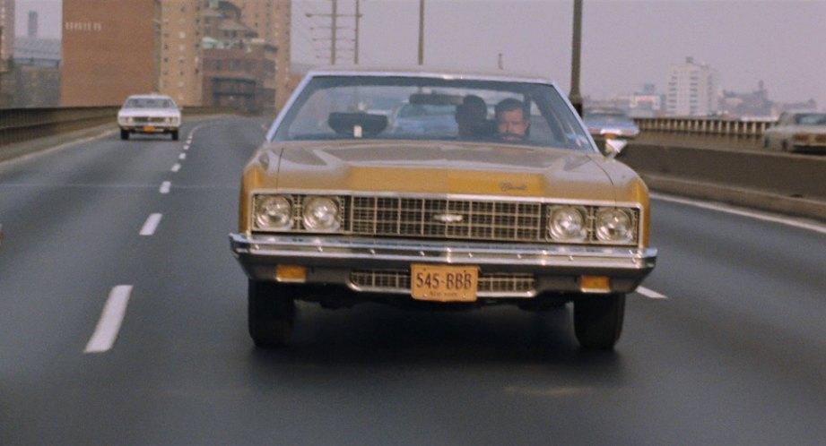 1973 Chevrolet Bel Air, Live and Let Die 1973
