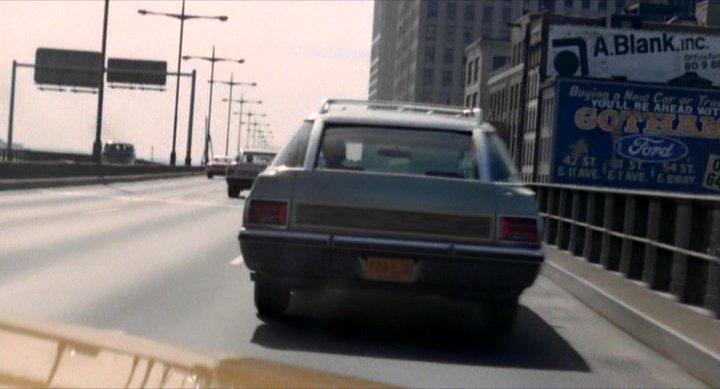 1973 Chevrolet Caprice Estate