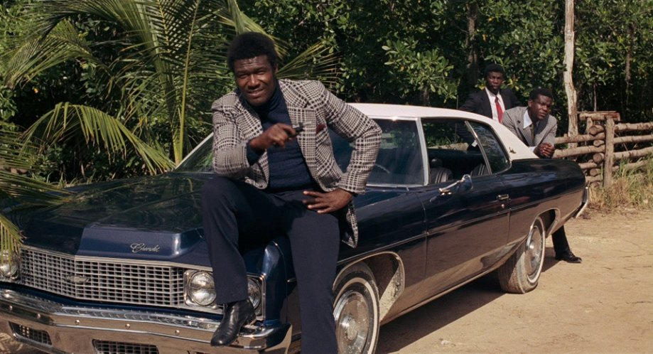 """2017 Cadillac Deville >> All the Cars in """"Live and Let Die"""" (1973)"""