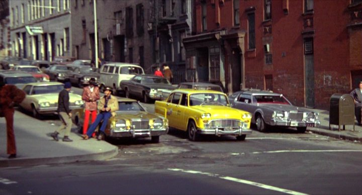1973 Lincoln Continental Mark IV Dunham Coach