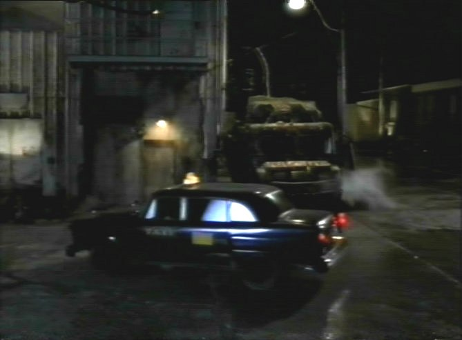 1974 Checker Taxicab A11, Johnny Mnemonic 1995