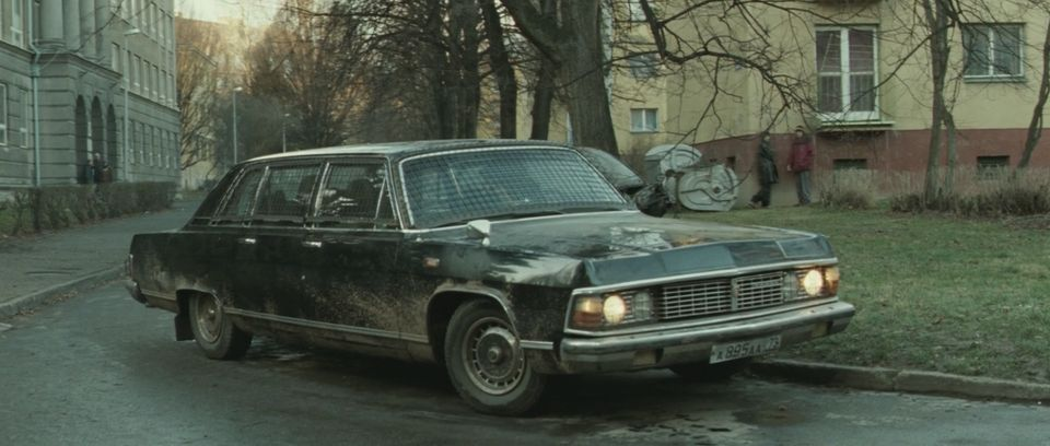 1977 GAZ-14 Chaika, Babylon A D 2008