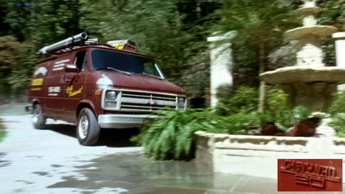 1985 Chevrolet Chevy Van G-20
