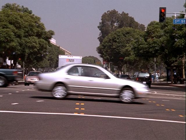 1993 Nissan Altima U13