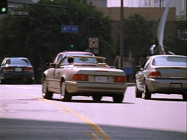 "All the Cars in ""Liar Liar"" (1997)"
