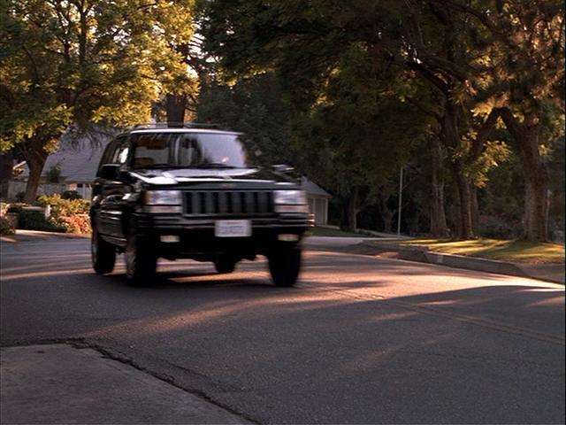 1996 Jeep Grand Cherokee Limited ZJ