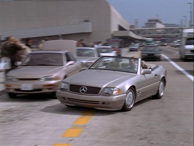1996 Mercedes-Benz SL 500 R129, Liar Liar