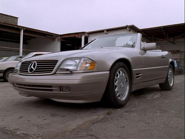 1996 Mercedes-Benz SL 500 R129, Liar Liar 1997