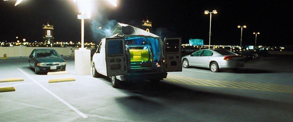 1997 Mitsubishi Mirage, Oceans Eleven 2001