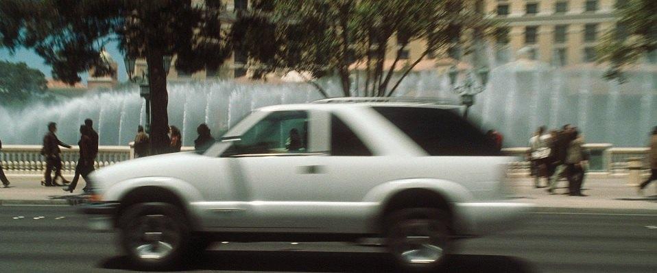 1998 Chevrolet Blazer S-10, Oceans Eleven 2001