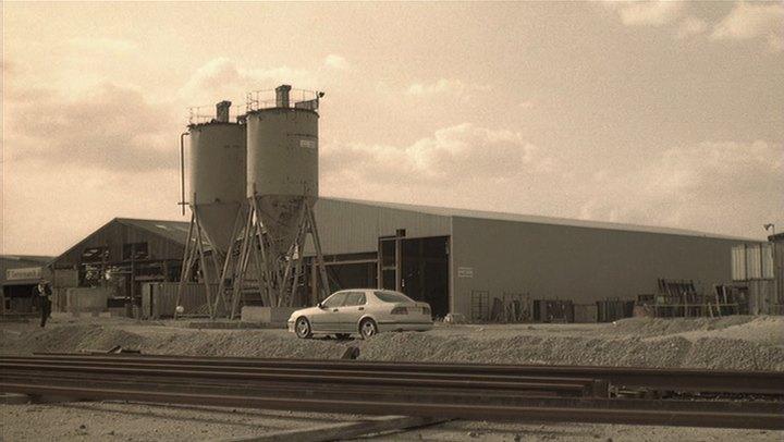 1998 SAAB 9-5 Gen 1, Mean Machine