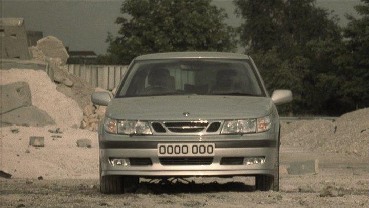 1998 SAAB 9-5 Gen 1, Mean Machine 2001
