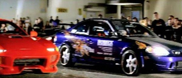 1999 Honda Civic Coupe EJ