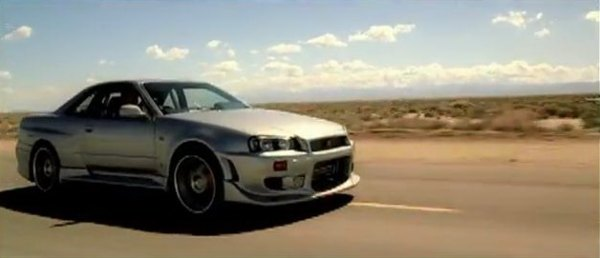 1999 Nissan Skyline GT-R R34, Turbo Charged Prelude 2003