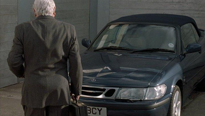 1999 SAAB 9-3 Cabrio Gen 1, Mean Machine 2001