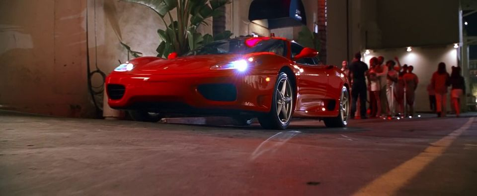 2000 Ferrari 360 Modena, Charlies Angels 2000