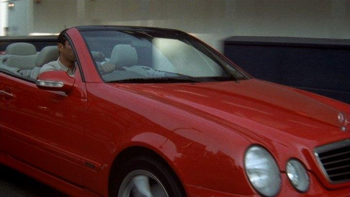 2000 Mercedes-Benz CLK 230 Kompressor A208