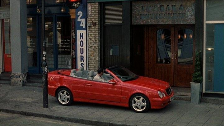 2000 Mercedes-Benz CLK 230 Kompressor A208, Mean Machine 2001