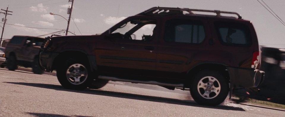 2000 Nissan Xterra WD22