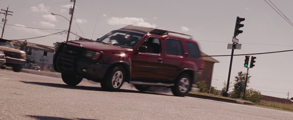 2000 Nissan Xterra WD22, The Expendables + 2010