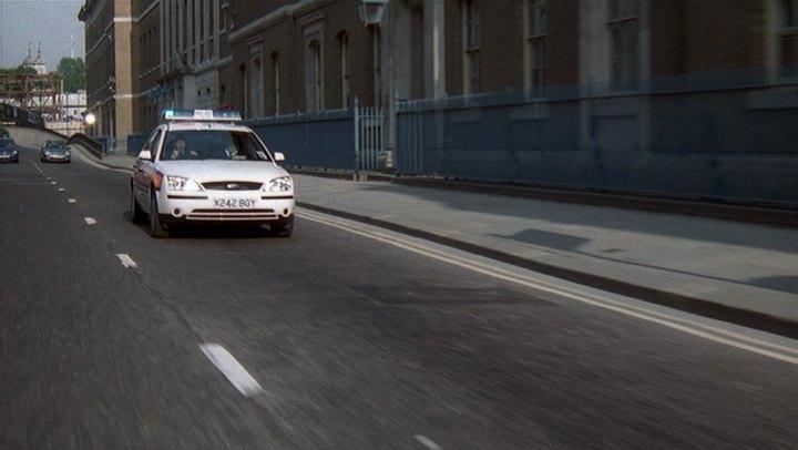 2001 Ford Mondeo LX Mk III