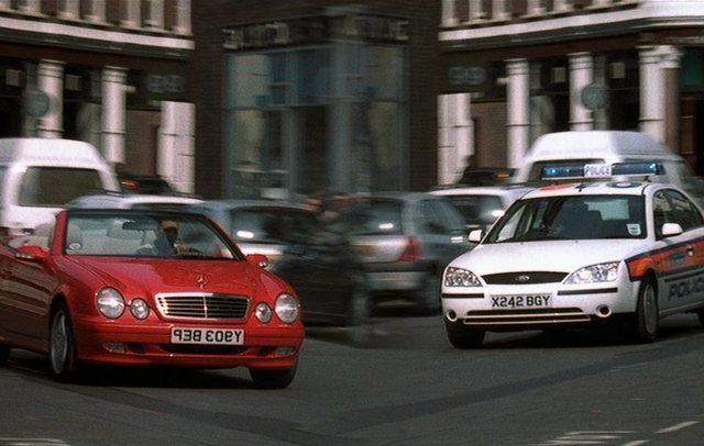 2001 Ford Mondeo LX Mk III, Mean Machine 2001