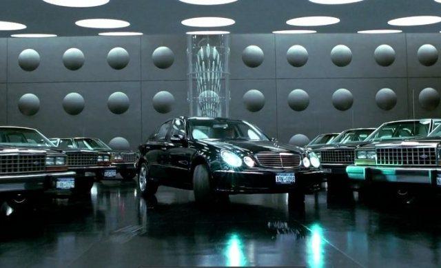 2002 Mercedes-Benz E 500 Pre-production W211, Men in Black 2 + 2002