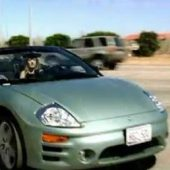 2003 Mitsubishi Eclipse Spyder 3G D50, Turbo Charged Prelude 2003