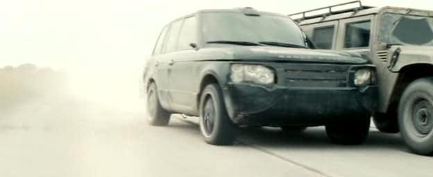 2006 Land-Rover Range Rover HSE Series III L322, Babylon A D 2008