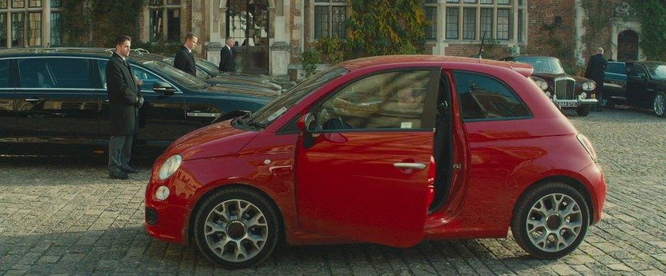 2007 Fiat 500 Sport 312
