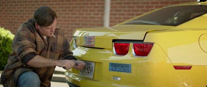 2011 Chevrolet Camaro LT, God Bless America