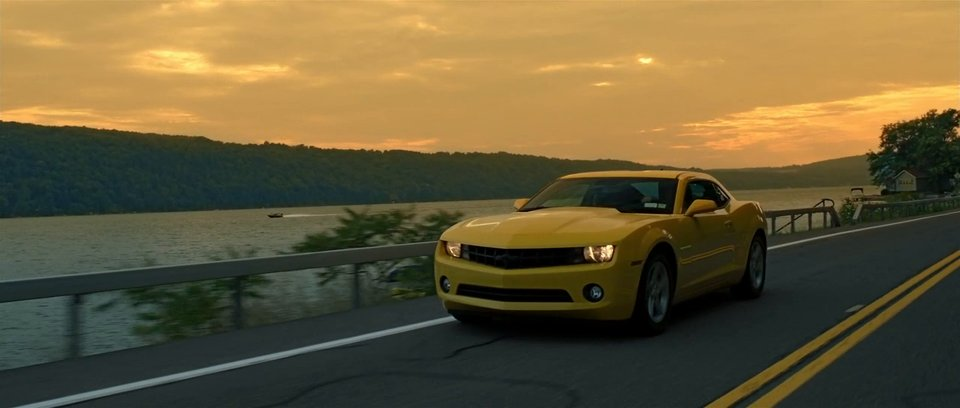 2011 Chevrolet Camaro LT, God Bless America 2011