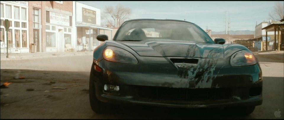 2011 Chevrolet Corvette ZR1 C6, The Last Stand 2013
