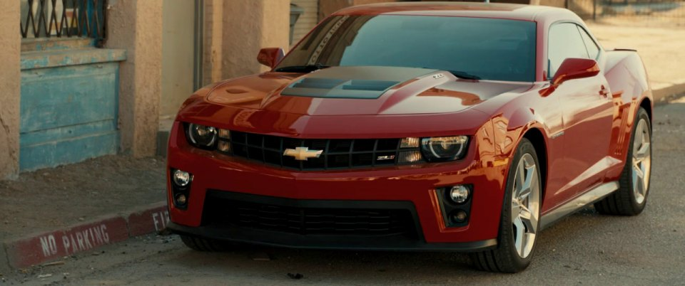 2012 Chevrolet Camaro ZL1, The Last Stand 2013
