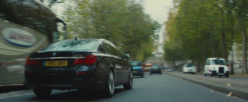 2013 BMW 730d M Sport F01