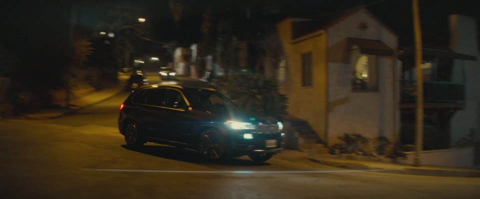 2014 BMW X5 F15, Mortdecai 2015