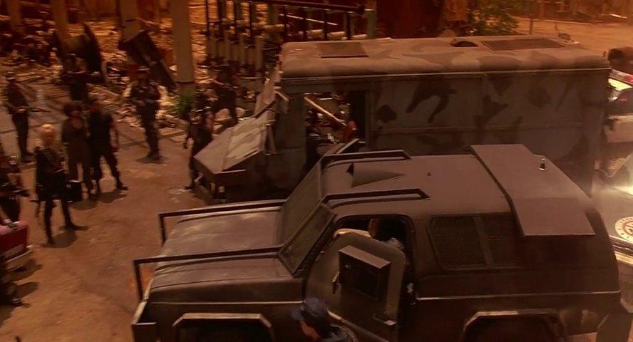 Chevrolet Step-Van Armoured Van P-30