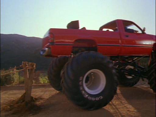 Custom Made Monster Truck Bodied As 1994 Dodge Ram 8 Best Movie Cars