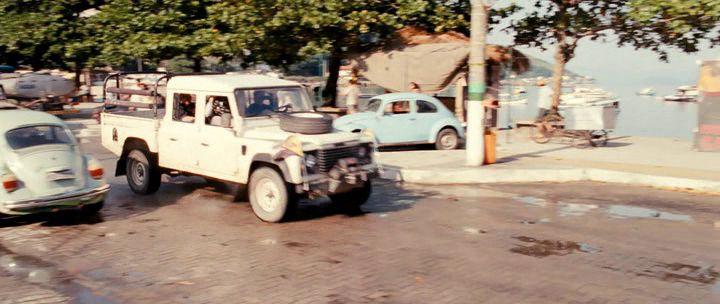 Land-Rover Defender 130 Crew Cab