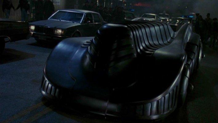 Made for Movie Batmobile